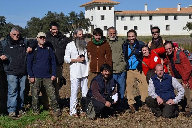 foto grupal con jairo